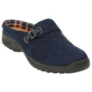 ComfortView 9WW Joy Mule Slip On Clog Shoes S0